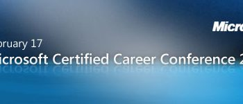 Microsoft Certified Career Conference