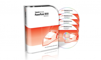 TrainSignal's PowerPoint 2010 Training Course