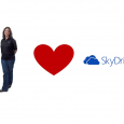 Microsoft launched the SkyDrive for Windows App, a Windows application that places a SkyDrive folder in the Windows Explorer allowing users to simply click and drag files and folders to this location to sync with SkyDrive automatically.