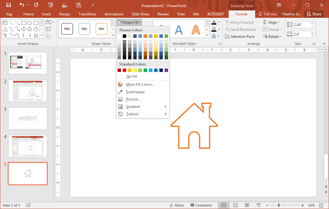 Convert an Illustrator Vector Graphic to a PowerPoint Shape