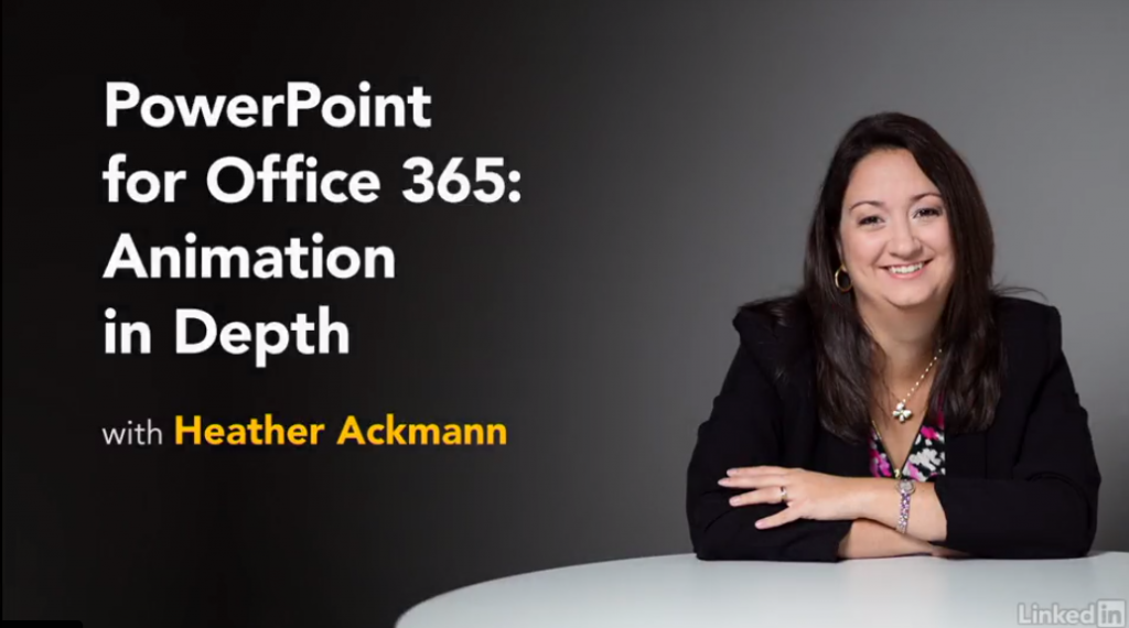 PowerPoint for Office 365: Animations in Depth