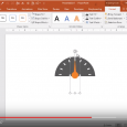 This week, I show viewers how to create a simple animated gauge in PowerPoint and and how to save that shape as a reusable custom shape for future presentations using […]