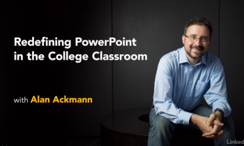 Redefining PowerPoint in the College Classroom