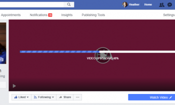 Create a Facebook Cover Video using PowerPoint 2016