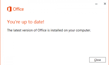 How to Check for Office Updates