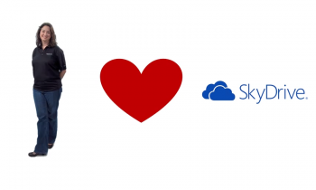 SkyDrive for Windows App