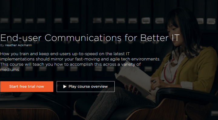 End-user Communications for Better IT