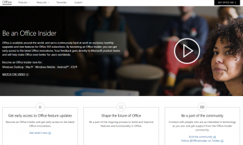 What is the Office Insider Program? in Plain and Honest English