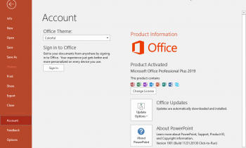 How Do I Know What Version of Office I am Using?